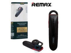Bluetooth гарнитура Remax RB-T1 черная