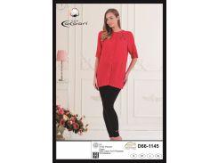 m012431 рубашка+лосины 66-1145 Cocoon kirmizi m, s, l, xl