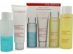 Clarins Набор (Make-up Remover 30ml+Gentle Foaming Cleanser 30ml+Skin-Smoothing Eye Mask 5ml)  3380810103236