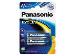Panasonic БатарейкаEvolta AA/LR06 BL 2 шт