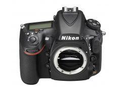 Nikon Зеркальная фотокамера D810 body (VBA410AE) (официальная гарантия)