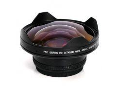 Ширококутна насадка 58mm  0.7x 58BW4402B pro HD