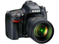 Nikon Зеркальная фотокамера D610 Body (VBA430AE) (официальная гарантия)