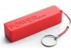 Esperanza Универсальная мобильная батарея 2000 mAh Red (XMP101R)