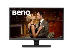 "Benq Монитор BenQ 32"" EW3270ZL AMVA+ Black; 2560x1440, 4 мс, 300 кд/м2, DisplayPort, HDMI, динамики 2х3 Вт"