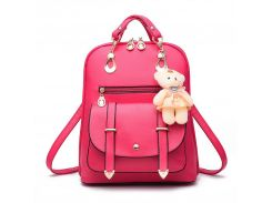 Рюкзак женский Candy Bear red rose