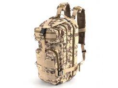Тактический штурмовой рюкзак Abrams pixel desert