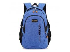 Рюкзак городской Luckyman blue