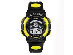Часы детские наручные Yonix kids yellow