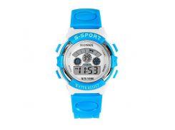 Годинник S-Sport Multi light blue