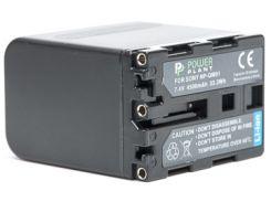 Аккумулятор PowerPlant Sony NP-FM90/QM91 4500mAh
