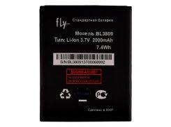 Аккумулятор к телефону Fly BL3809 2000mAh