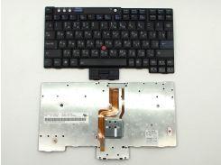 Клавиатура для ноутбука Lenovo ThinkPad X60, X61, X60S, X61S 42T3515 42T3547 ( RU BLACK ). Оригинальная клавиатура. Русская раскладка.