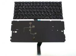 """Клавиатура для ноутбука APPLE Macbook Air A1369, A1466, MC965, MC966, MC503, MC504 13"""" (RU BLACK, Вертикальный Enter с подсветкой). Оригинальная новая"""
