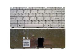 Клавиатура Sony Vaio (VGN-NR21Z) White, RU