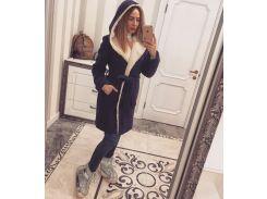 Женское пальто из шерсти  Д 106 Италия