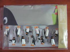 Занавеска для душа ARYA Big Penguin 180x180 см. 1353005