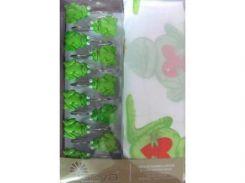 Занавеска для душа ARYA Frog 180x180 см. 1353017