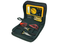 Набор Sigma 4008531 мультиметр цифровой + плоскогубцы и отвертки (кейс) (4008531)