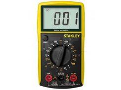 Мультиметр цифровой STANLEY STHT0-77364 (STHT0-77364)