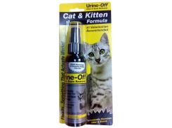 Раствор для выведения пятен и запахов мочи котов Урин-офф 200мл