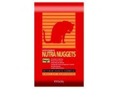 Nutra Nuggets (Нутра Нагетс) Сухой корм для кошек Active Hairball Control Formula 10кг (красная)