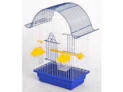 ЛОРИ Клетка для птиц Ретро цинк 280*180*450