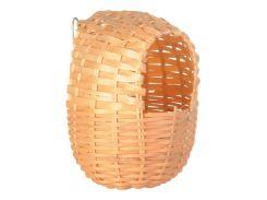 Trixie (Трикси) Гнездо для птиц экзотическое, бамбук 11*12см