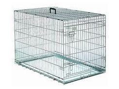 Клетка для собак 2 двери 107*68*73
