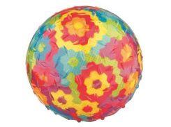 Trixie (Трикси) Игрушка для собак мяч в цветочек 8см
