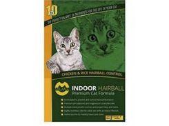Полноценный сбалансированный корм для кошек, живущих в помещении Milana Indoor Hairball 10кг