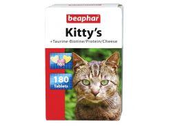 Beaphar (Беафар) Витаминизированное лакомство для кошек Kitty Mix 180таб