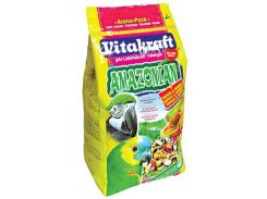 Vitakraft (Витакрафт) Корм для крупных амазонских попугаев, с перцем 750гр