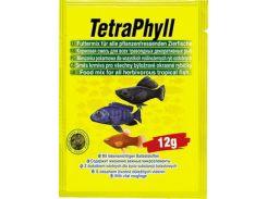 Тetra (Тетра) Корм для рыб в хлопьях растительные TetraPhyll 12гр