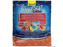 Тetra (Тетра) Корм в чипсах для рыб для окраса PRO Colour Crisps 12гр