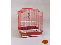 ЗК Клетка для птиц А412 эмаль 350*280*460