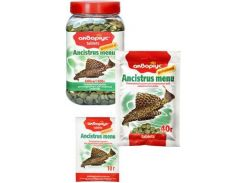 Корм для рыб таблетки Ancistrus Menu 40гр