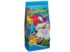 Фиеста витаминизированный корм для африканских попугаев Африка 650гр