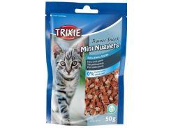 Trixie (Трикси) Лакомство для кошек Trainer Snack Mini Nuggets 50гр