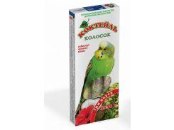 Колосок Коктейль для птиц гибискус, чумиза, кокос 3*30гр