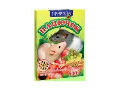 Полноценный корм Пацючок Сузирье 500гр
