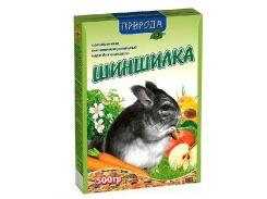 Сухой корм Шиншилка Сузирье 500гр