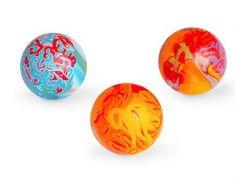 Игрушка для собак мяч Радуга 4 8см
