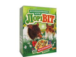 ЛОРИ Корм для маленьких грызунов Лоривит 1,5кг