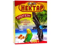 ЛОРИ Корм для волнистых попугаев Протеин Нектар 500гр
