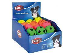 Trixie (Трикси) Игрушка для собак мяч спортивный, вспененная резина 6см