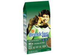 Brekkies (Брекис) Сухой корм для собак Brekkies Excel Mix Fish 20кг
