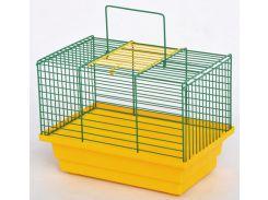 ЛОРИ Клетка для птиц Пташка цинк 280*180*210