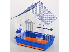 ЛОРИ Клетка для птиц Алиса краска 470*300*540