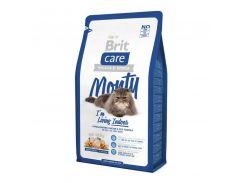 Brit (Брит) Сухой корм для кошек живущих в помещении Brit Care Cat Indoor Monty 400гр